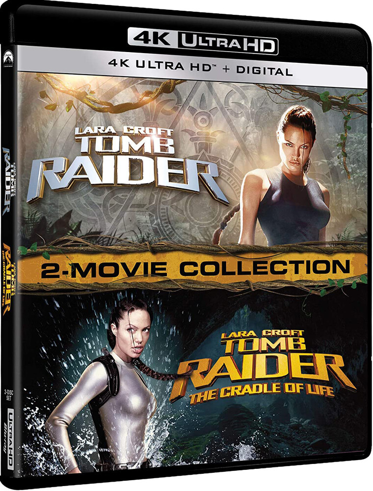 - Lara Croft 2 Movie Collection