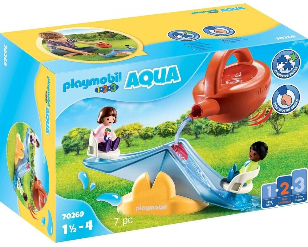 - 123 Water Seesaw With Watering Can (Fig)