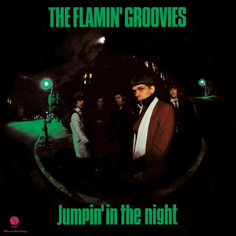 Flamin Groovies - Jumpin In The Night [Colored Vinyl] (Grn) [Limited Edition] [180 Gram] (Hol)