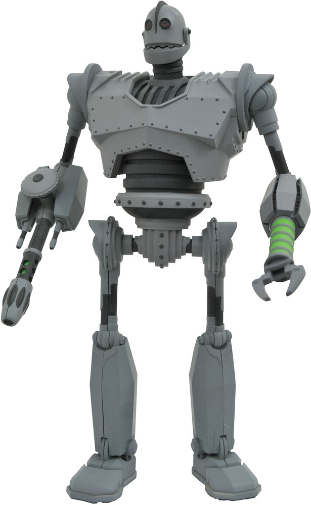 - Iron Giant Select Battle Mode Action Figure (Afig)