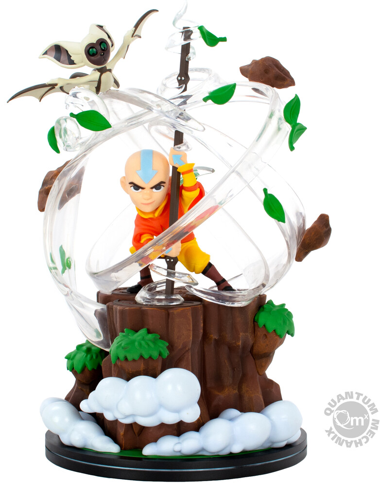 - Avatar - Aang Q-Fig Max Elite (Clcb) (Vfig)