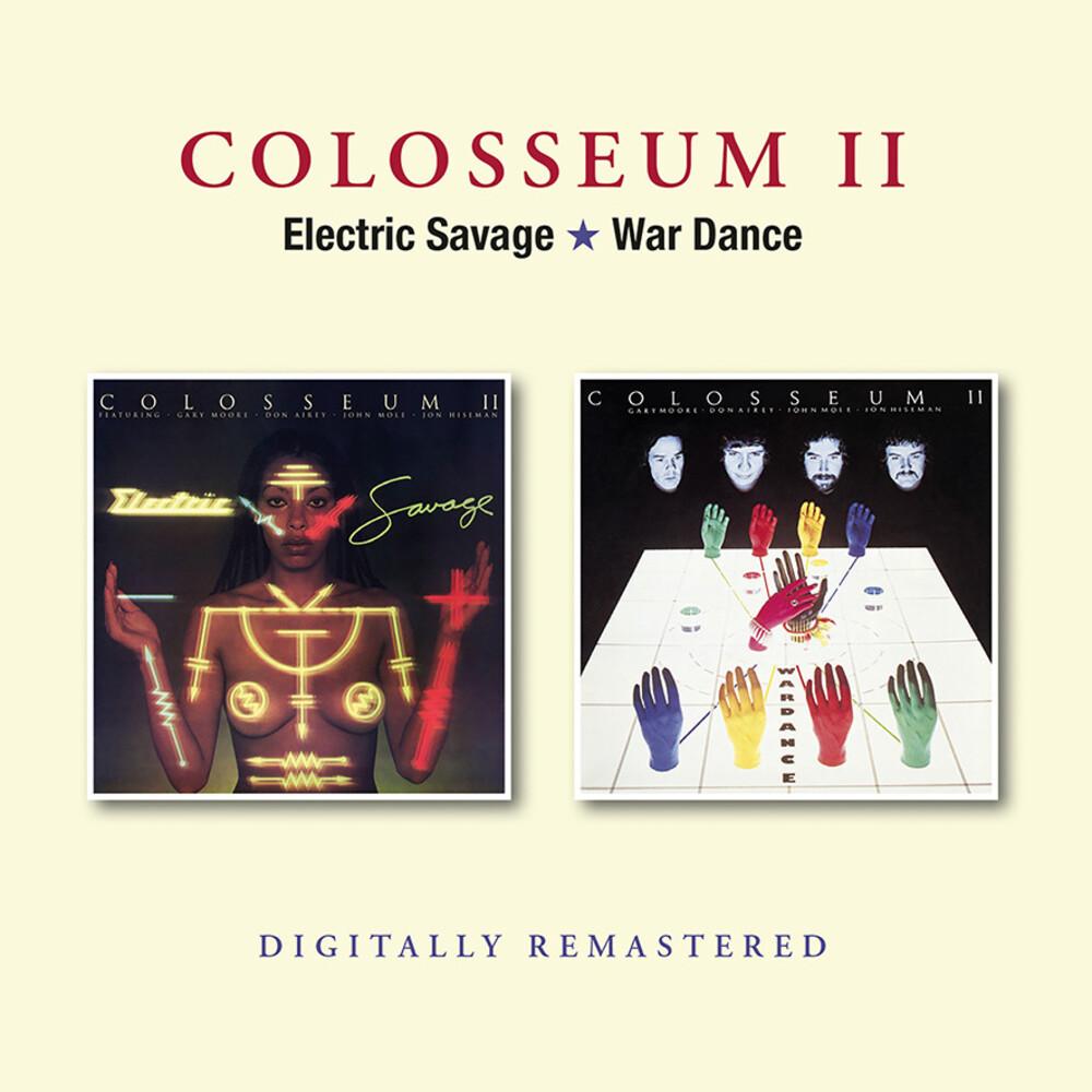 Colosseum II - Electric Savage / War Dance (Uk)