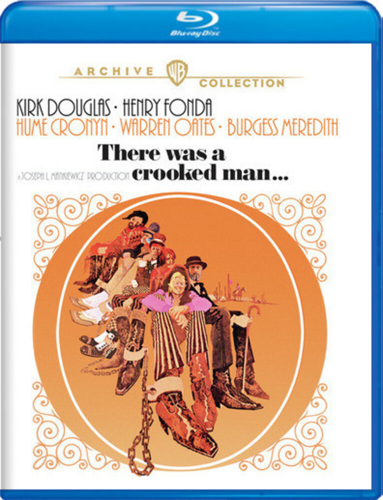 - There Was A Crooked Man (1970) / (Mod)