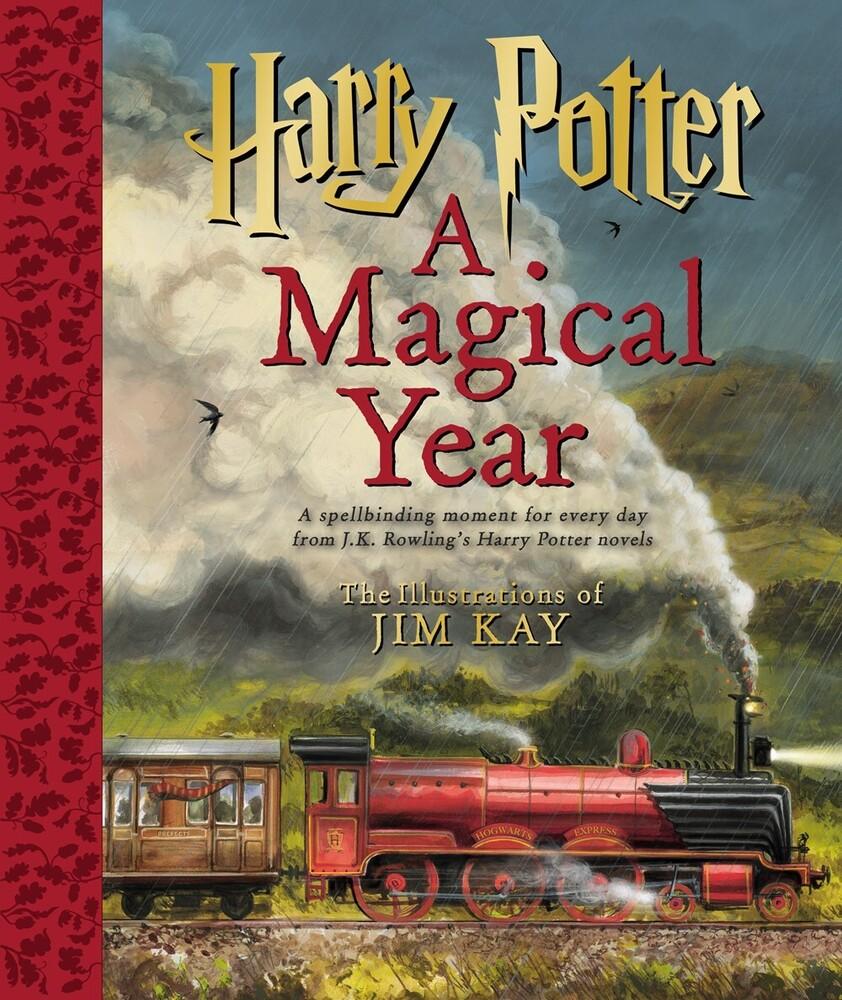 J Rowling  K / Kay,Jim - Harry Potter A Magical Year (Hcvr) (Ill)