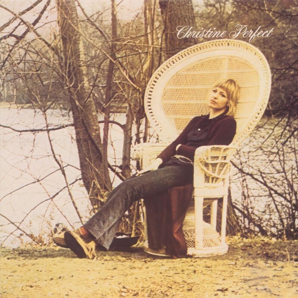 Christine Perfect - Christine Perfect [Colored Vinyl] [Limited Edition] [180 Gram] (Wht) (Hol)