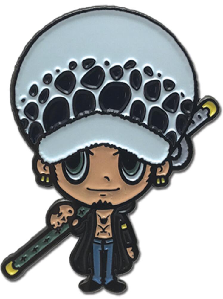 One Piece G-Friends Law Enamel Pin - One Piece G-Friends Law Enamel Pin (Clcb) (Mult)