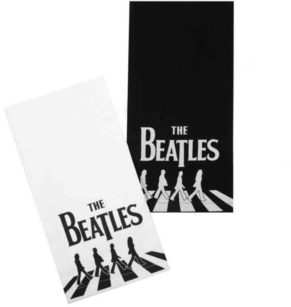 The Beatles - Beatles Abbey Road Dish Towel Set Of 2 (Deco)