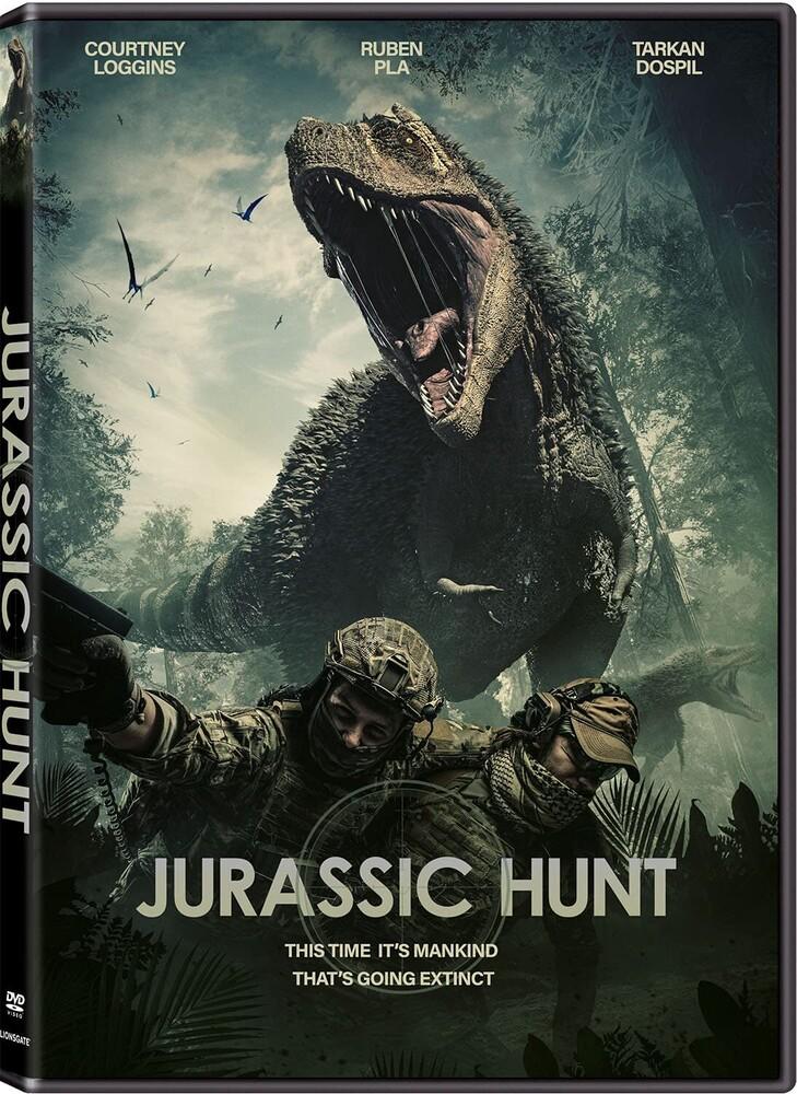 Jurassic Hunt - Jurassic Hunt