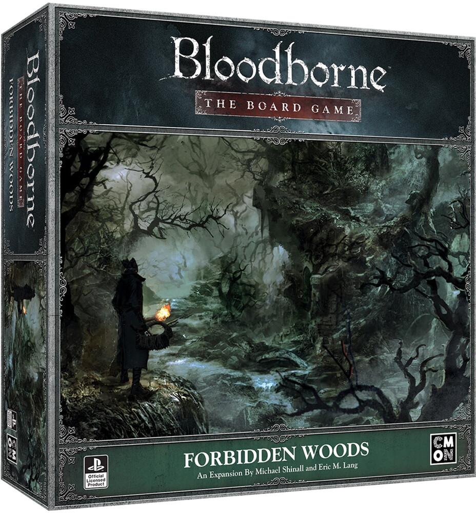 Bloodborne Forbidden Woods Expansion - Bloodborne Forbidden Woods Expansion (Ttop) (Wbdg)