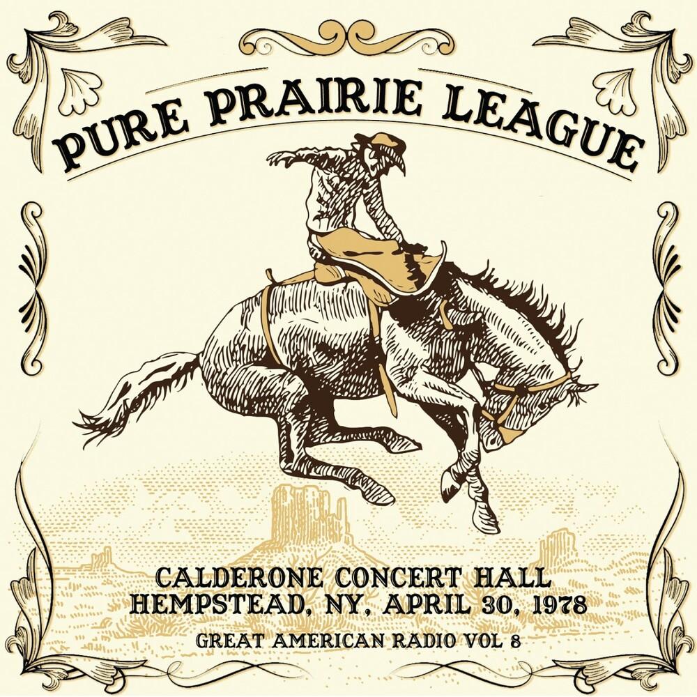 Pure Prairie League - Great American Radio Vol 8