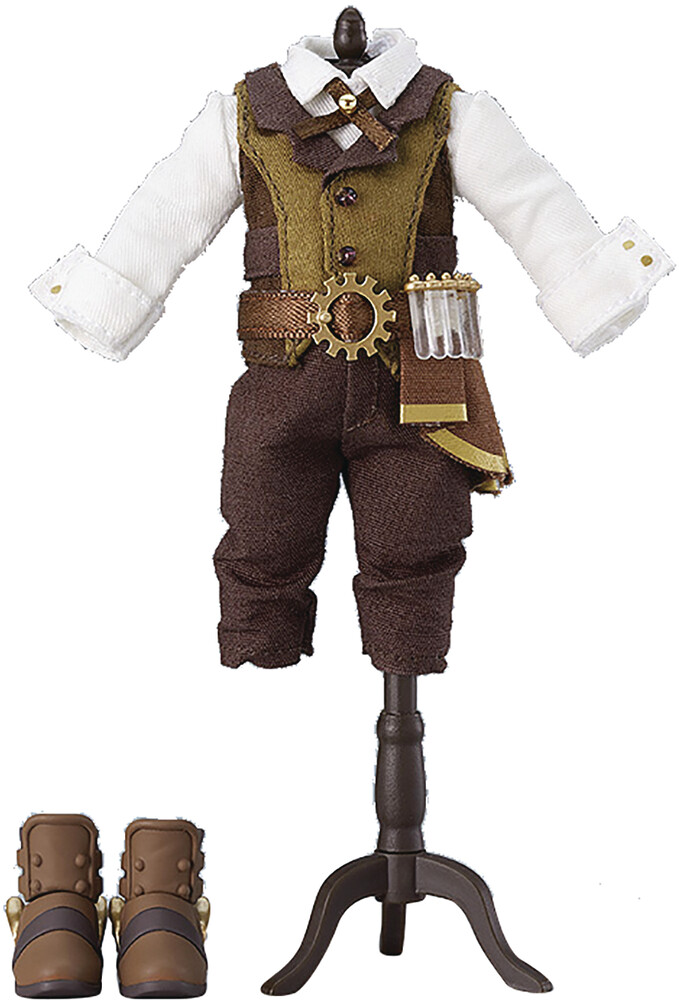 - Nendoroid Doll Outfit Set Inventor Kanou (Clcb)
