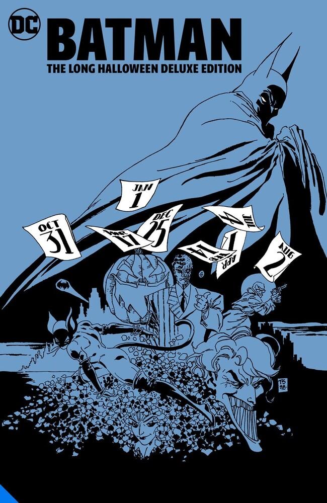 Jeph Loeb - Batman The Long Halloween Deluxe Edition [Deluxe]