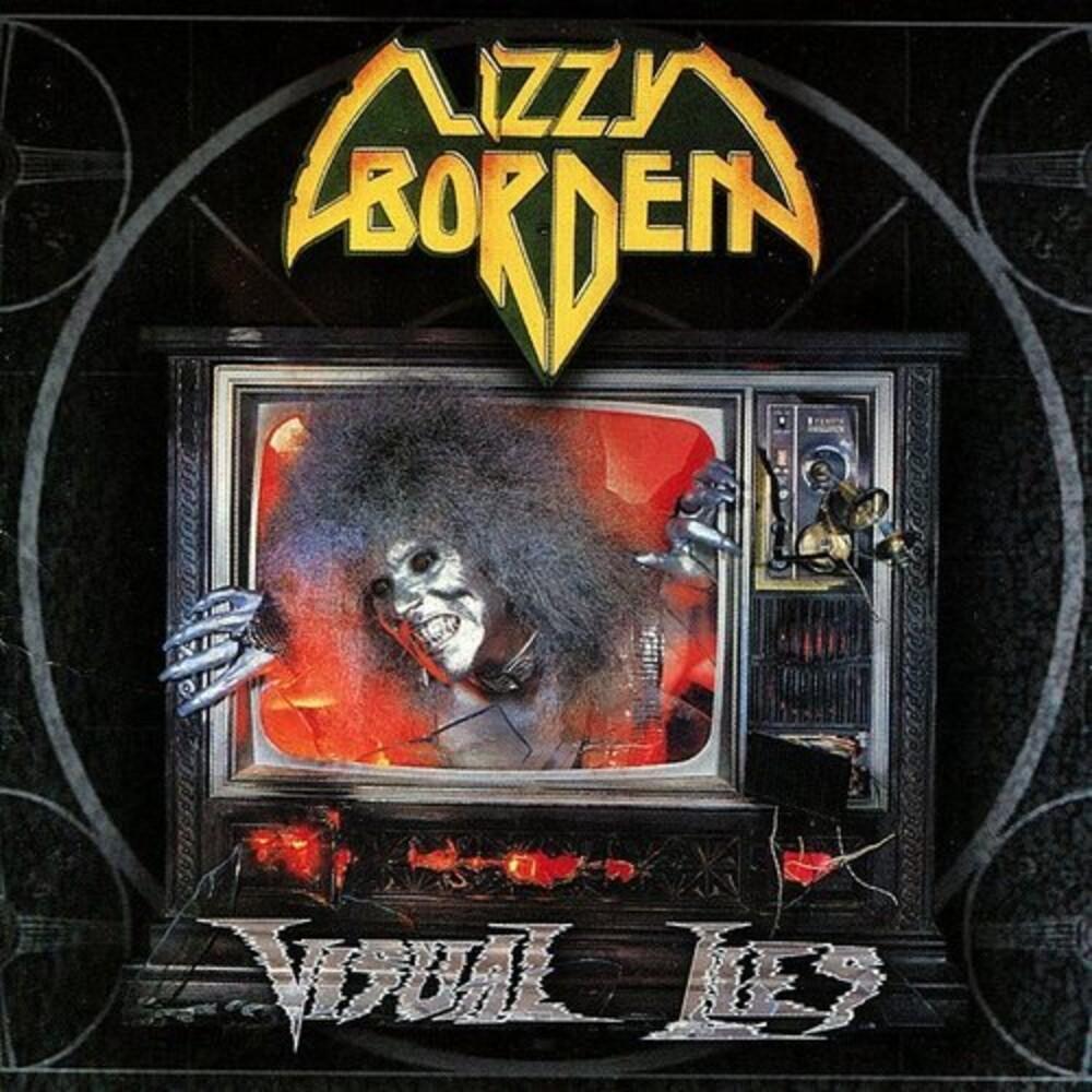 Lizzy Borden - Visual Lies [Colored Vinyl] (Slv)