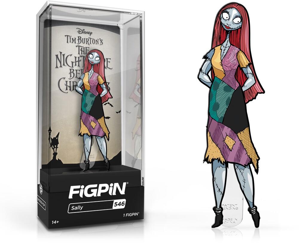 Figpin Nightmare Before Christmas Sally #546 - Figpin Nightmare Before Christmas Sally #546 (Pin)