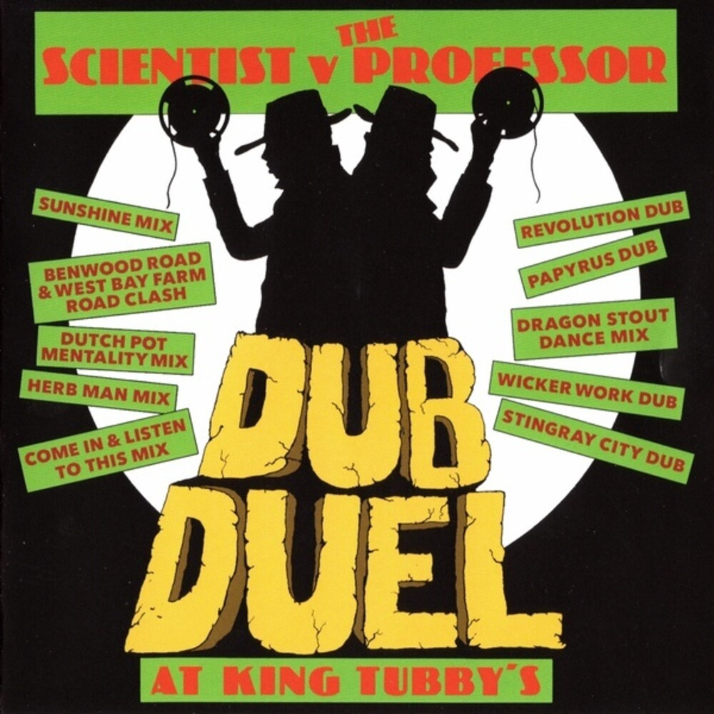 Scientist V The Professor - Duel Dub At King Tubby's (Aus)