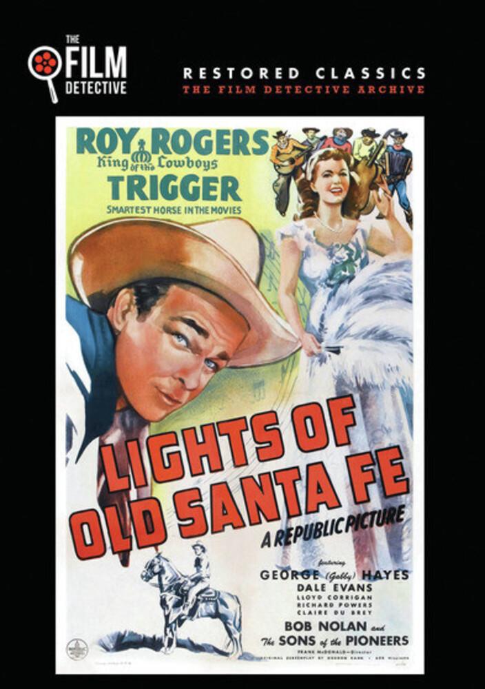 Lights of Old Santa Fe - Lights Of Old Santa Fe / (Mod Rstr)