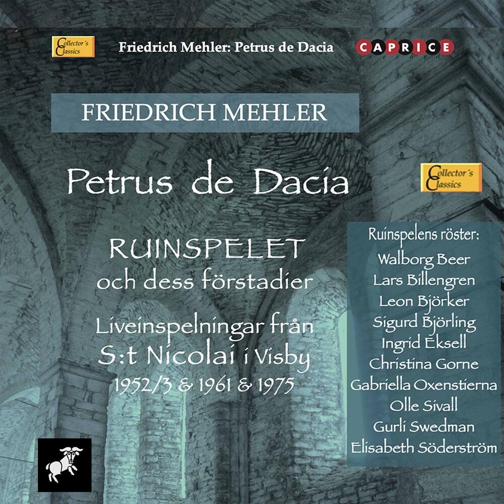 Mehler - Petrus De Dacia (3pk)