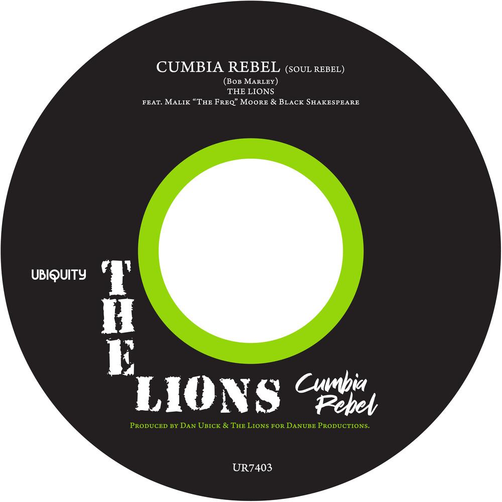 Lions - Cumbia Rebel
