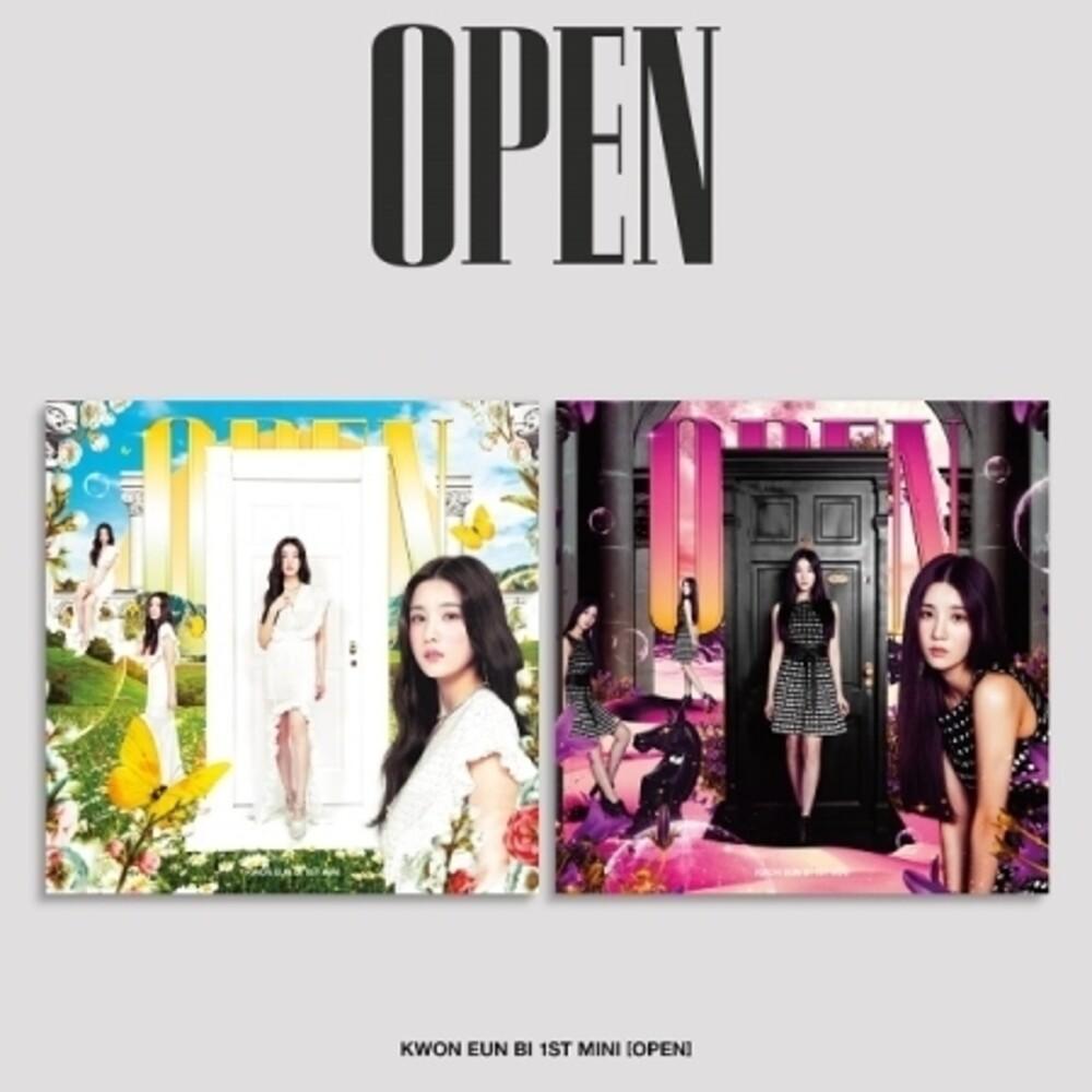 Kwon Eun Bi - Open (Stic) [With Booklet] (Pcrd) (Phot) (Asia)