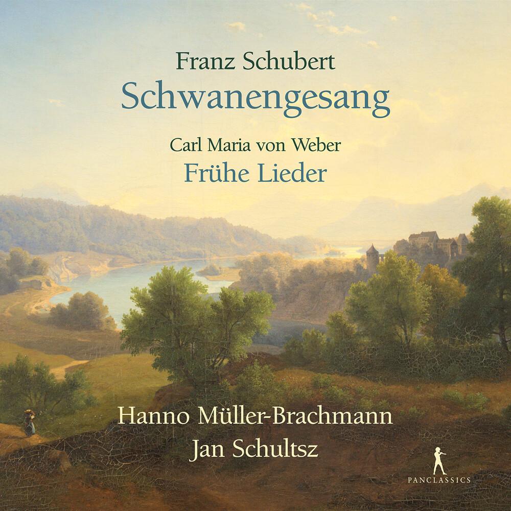Schubert / Muller-Brachmann / Schultsz - Schwanengesang / Fruhe Lieder