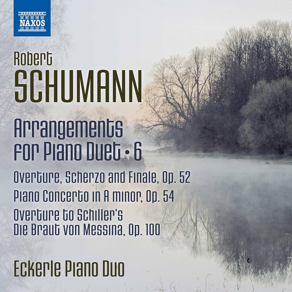 Schumann / Eckerle Piano Duo - Arrangements For Piano Due 6