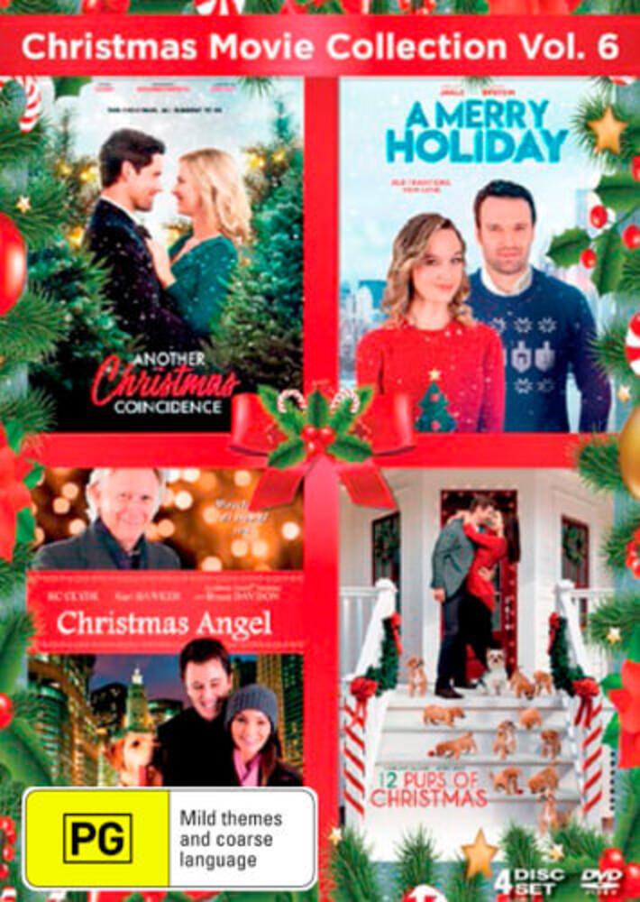 Christmas Movie Coll 6: 12 Pups of Xmas / Xmas - Christmas Movie Coll 6: 12 Pups Of Xmas / Xmas