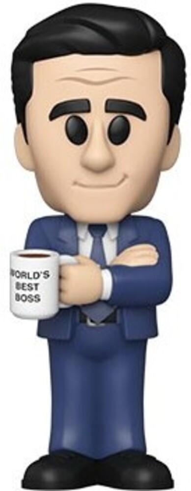 Funko Vinyl Soda: - The Office- Michael Best Boss (Styles May Vary)