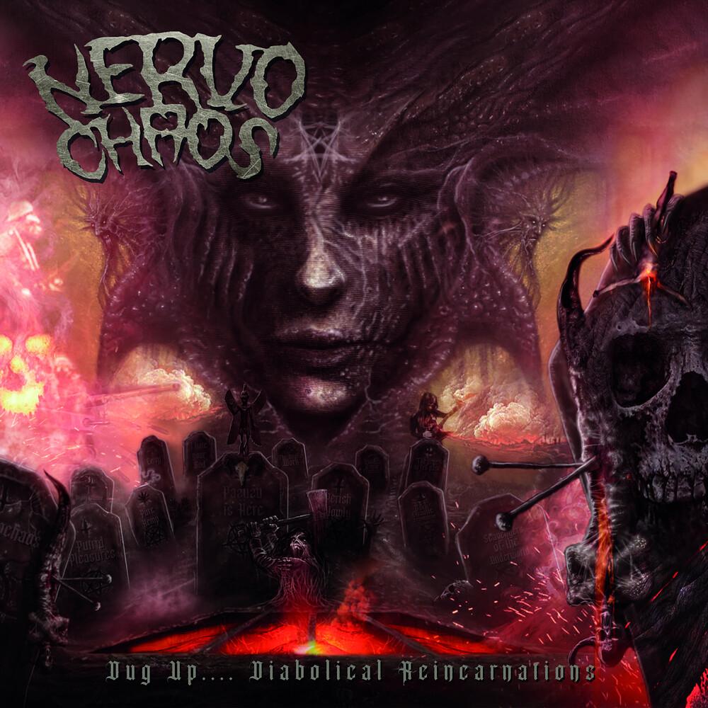 Nervochaos - Dug Up (Diabolical Reincarnations)