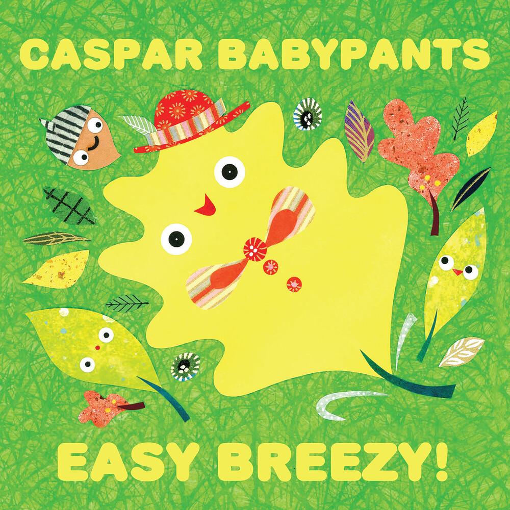 Caspar Babypants - EASY BREEZY!