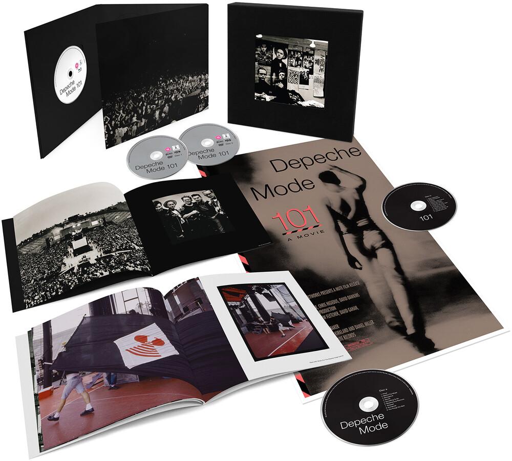 Depeche Mode - 101 (5pc) (W/Cd) / (Box)