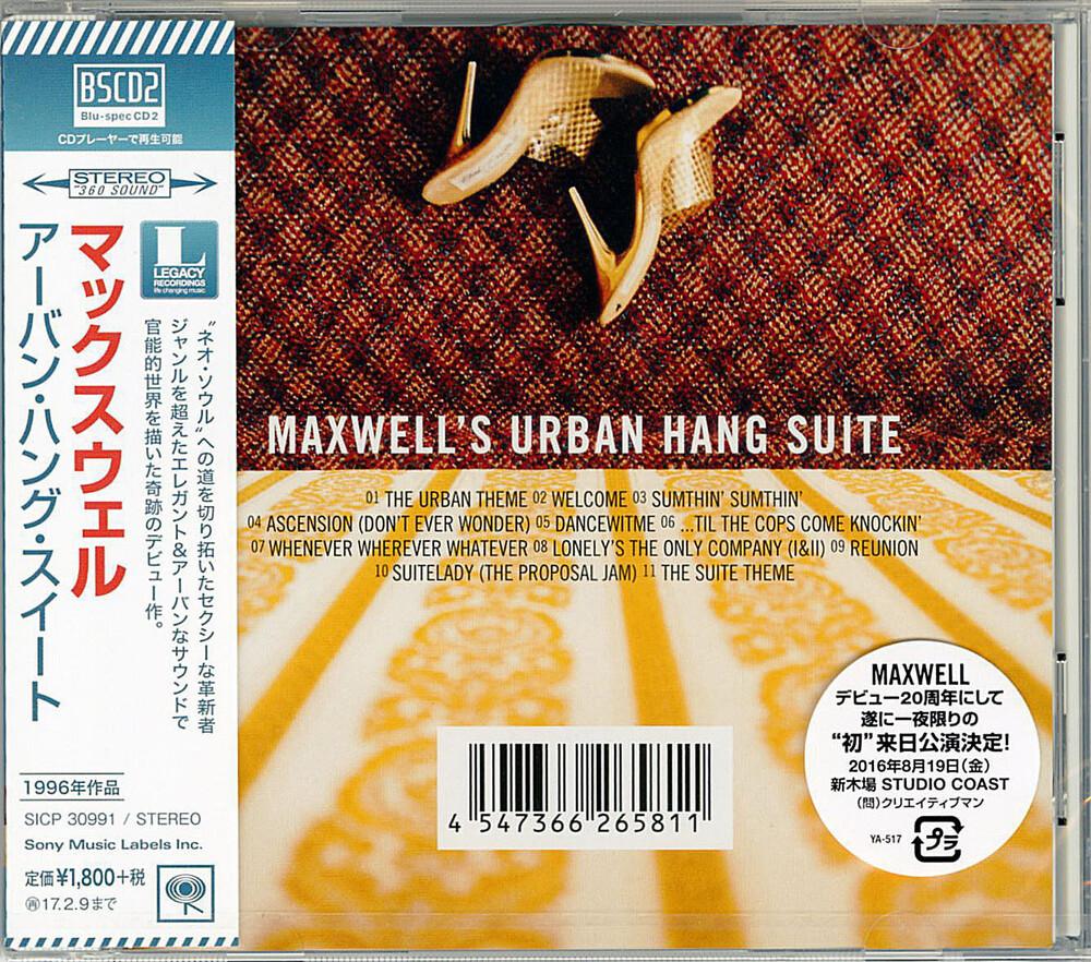 Maxwell - Maxwell's Urban Hang Suite (Blu-Spec CD2)