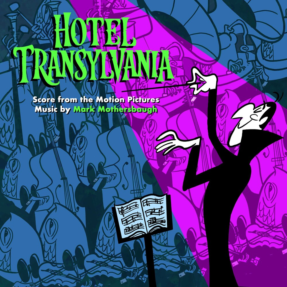 Hotel Transylvania [Movie] - Hotel Transylvania 3 [Import Soundtrack]
