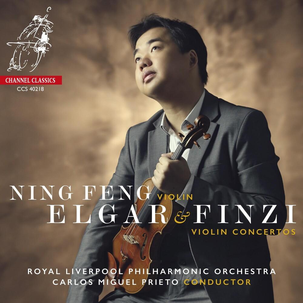 Ning Feng - Elgar & Finzi: Violin Concertos