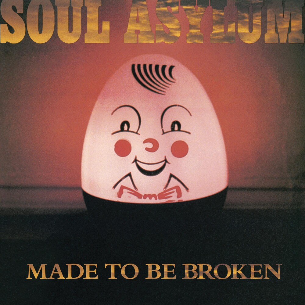 Soul Asylum - Made To Be Broken [LP]