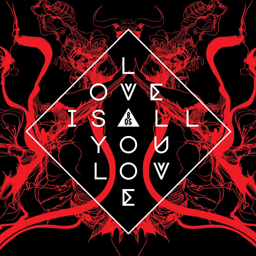 Band Of Skulls - Love Is All You Love [LP]