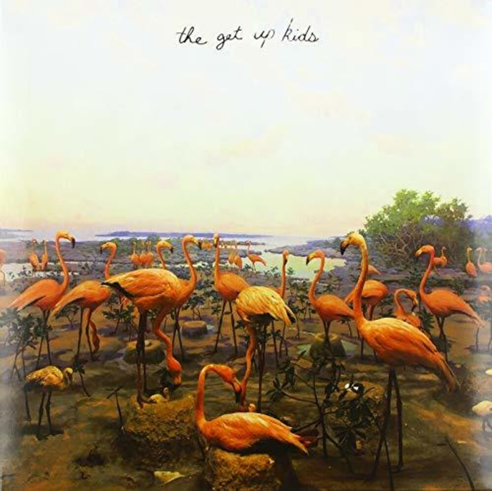 The Get Up Kids - Problems [Import LP]