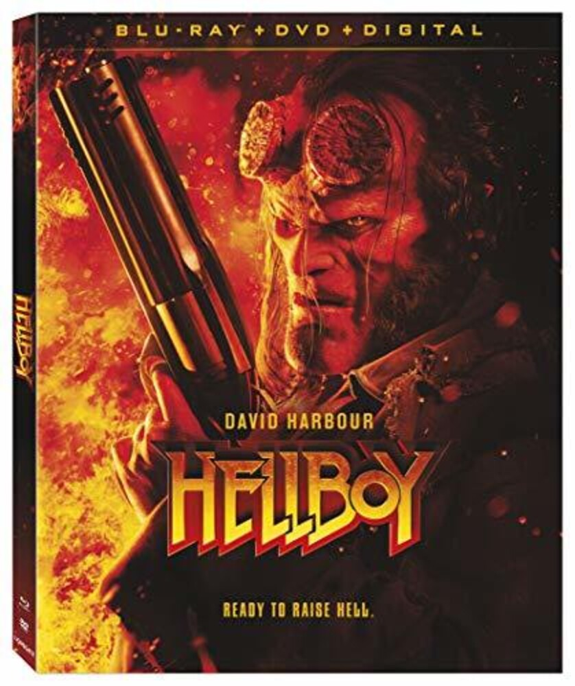 Hellboy [Movie] - Hellboy
