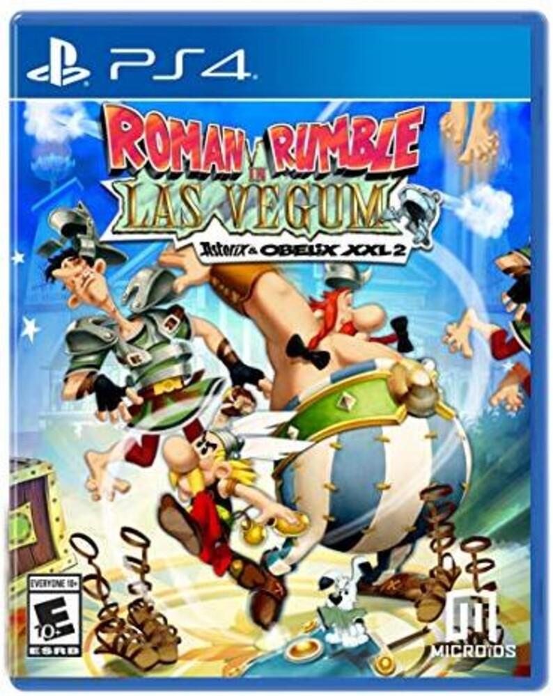 - Roman Rumble in Las Vegum: Asterix & Obelix XXL for Nintendo Switch
