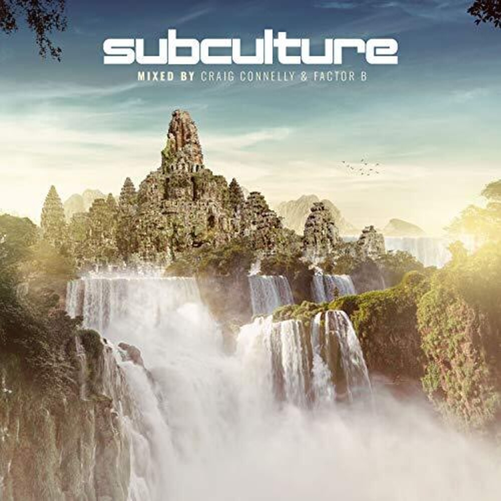 Craig Connelly & Factor B - Subculture