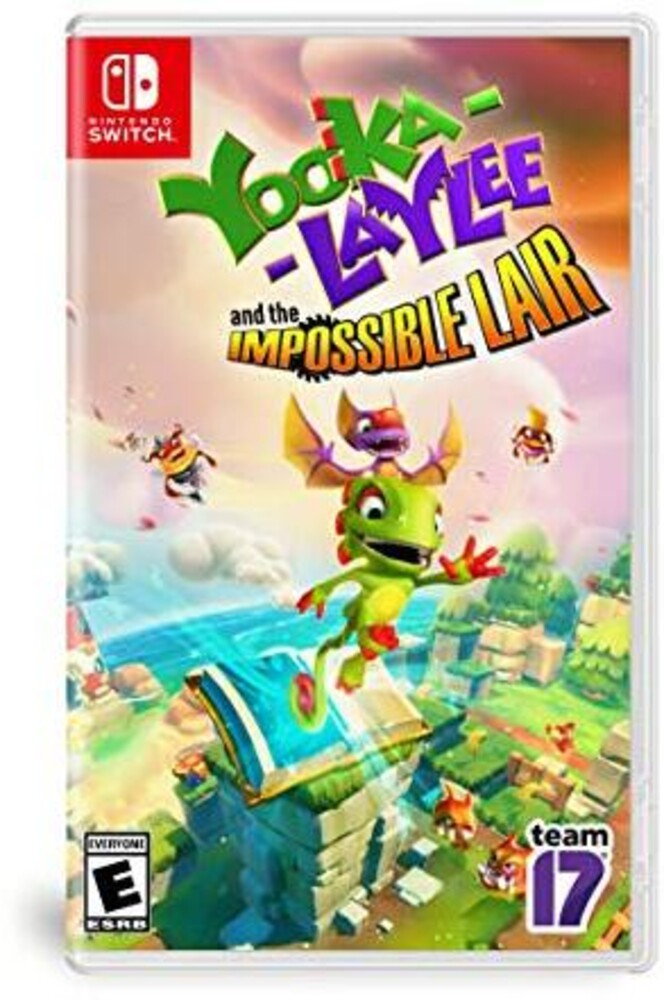 - Yooka-Layle: Impossible Lair