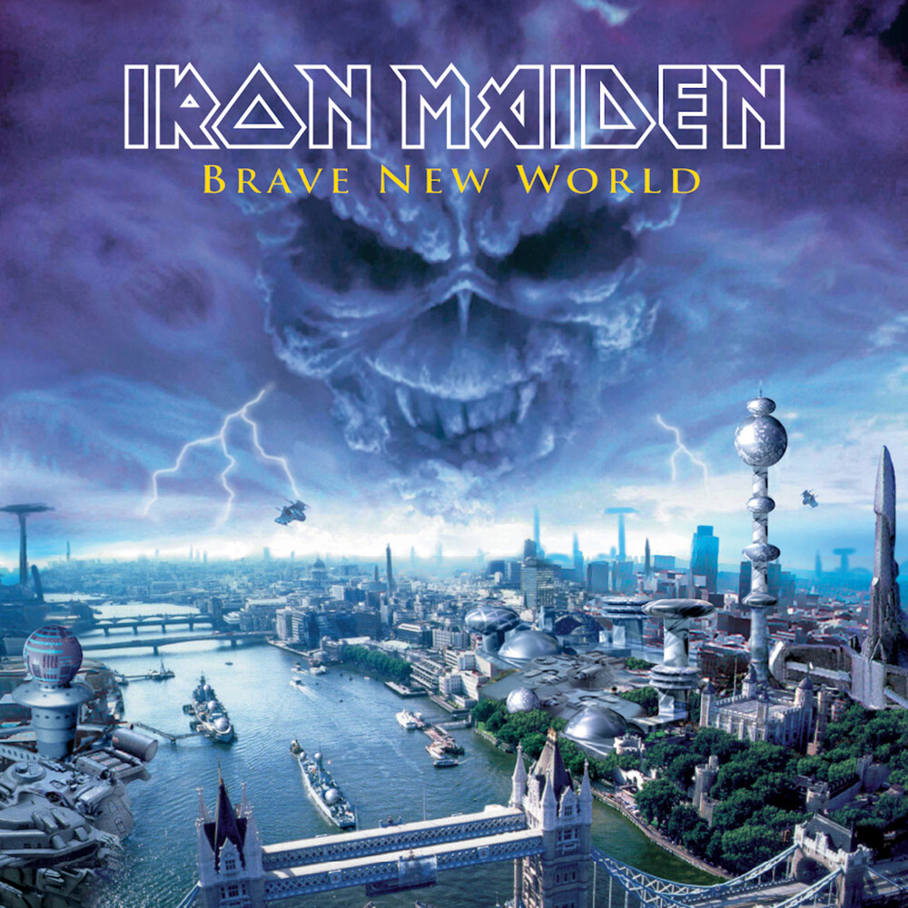 Iron Maiden - Brave New World (Remastered)