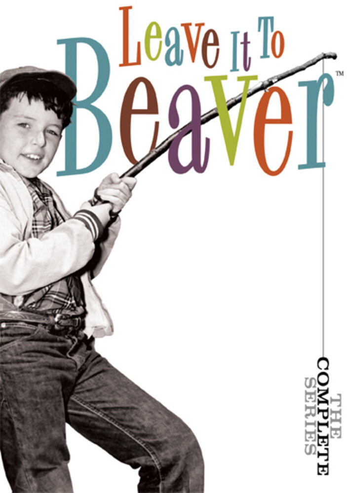 - Leave It To Beaver: Complete Series (36pc) / (Box)