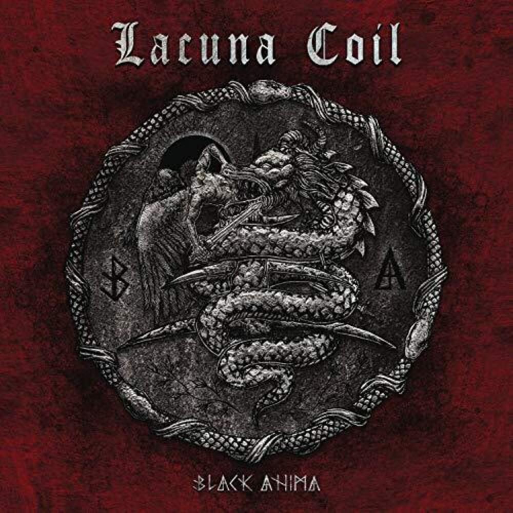 Lacuna Coil - Black Anima [Import LP]