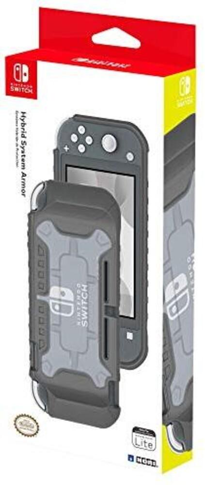 - HORI Hybrid System Armor for Nintendo Switch Lite