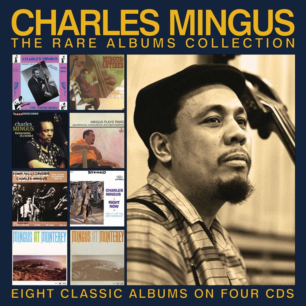 Charles Mingus - Rare Albums Collection