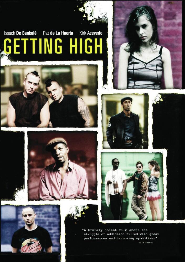 - Getting High / (Mod)