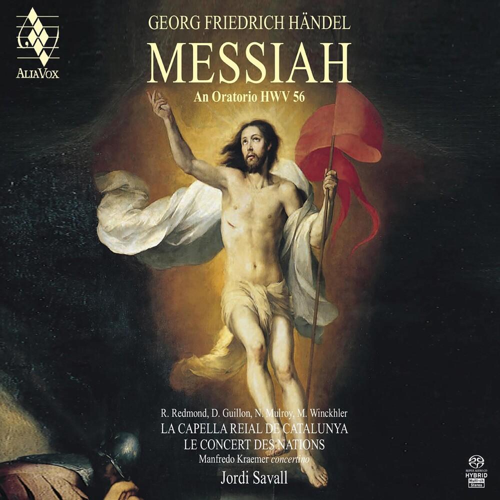 Jordi Savall - Handel: Messiah