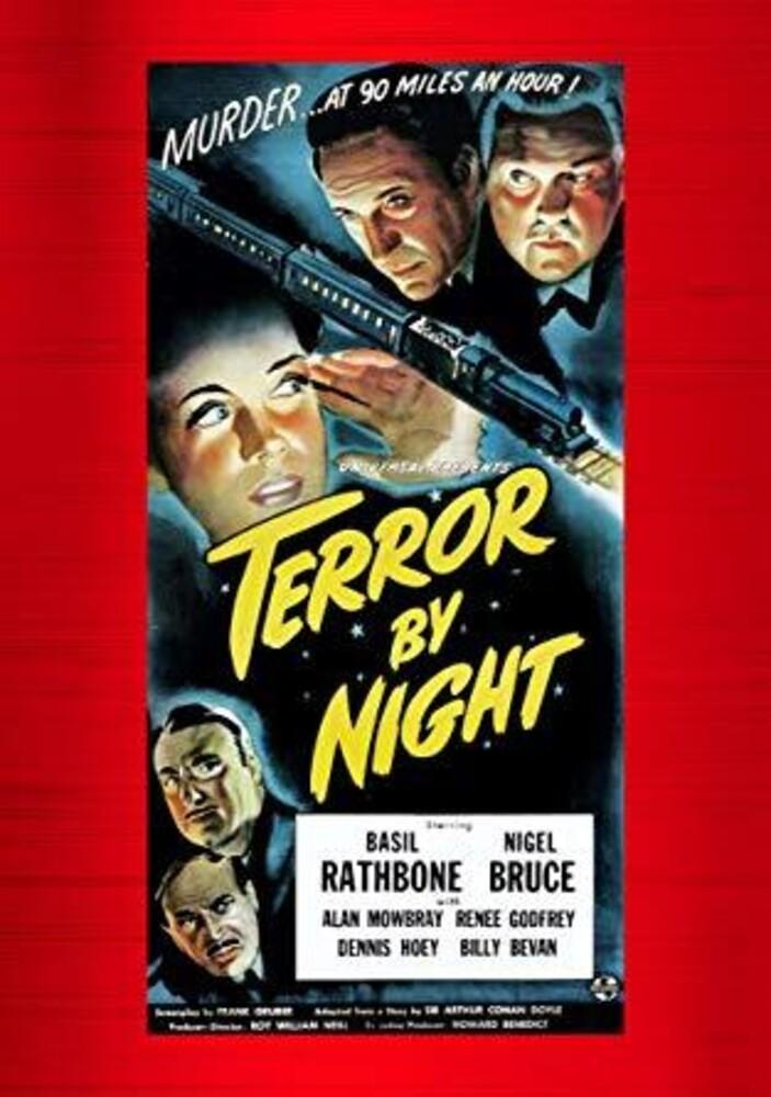 - Terror By Night