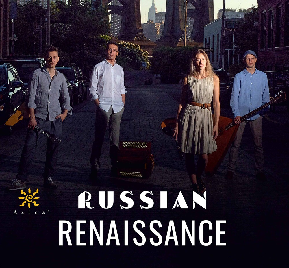 Russian Rennaisance / Various - Russian Rennaisance / Various