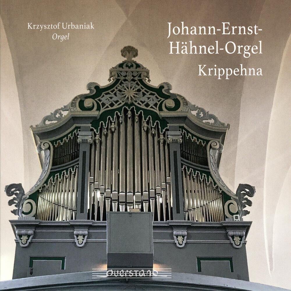 J Bach S / Urbaniak - Johann / Ernst / Hahnel / Orgel